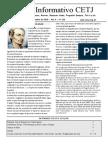 Informativo Novembro 2013