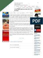 SiteBarra » Concurso da PMES aprova mais de 6 mil na primeira fase