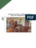 Biblioteca Plano Atividades.2013.14