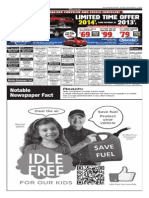 Chronicle Herald - IDLE-FREE PSAs