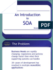 Introduction to SOA - Extract V1
