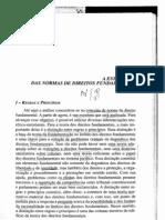 Teoria dos Direitos Fundamentais Cap.3 Alexy