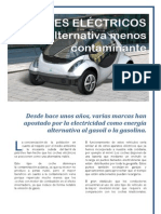 coches electricos