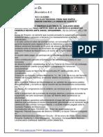 Criterios Jurisdiccionales de Aplicacion en El Derecho Urbanistico