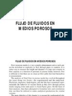 Flujo de Fluidos en Medios Porosos 2013