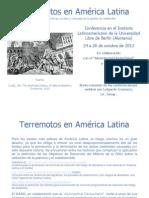 CREEMERS_Terremotos en AL_informe de Una Conferencia