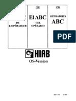 Hiab Crane Operators