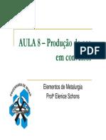 AULA 8 _ Produção do aço em conversor [Modo de Compatibilidade]