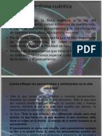 Mecanica Cuantica Para Terapeutas