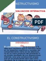 EVALUACION INTERACTIVA SOBRE EL CONSTRUCTIVISMO