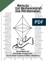 Menuju Madinatul Munawwarah Isa Bugis