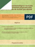 Diversidade epistemológica e Inclusão social-31-10