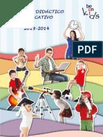 Catalogo Material Didactico e Educativo 2013-2014