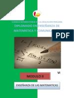 Modulo II _ Enseñanza de la Matematica