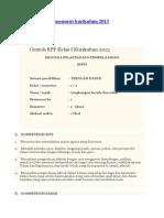 Contoh RPP SD menurut kurikulum 2013.docx