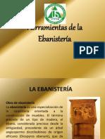 Herramientas de Ebanisteria Taller Carpinteria3