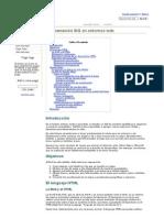 Programación SIG en entornos web