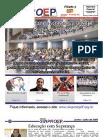 Jornal do sinproep ano 4 numero 25