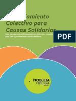 Guia de Financiamiento Colectivo Nobleza Obliga