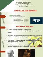 Seminário Fisíologia Comparada