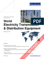World Electricity Transmission & Distribution Equipment