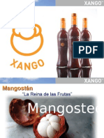 Presentacion XANGO Mexico