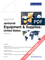 Janitorial Equipment & Supplies