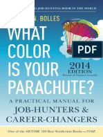 What Color is Your Parachute? 2014 - Seven Million Vacancies - by Richard Bolles