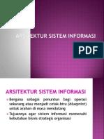 Arsitektur Sistem Informasi.ppt