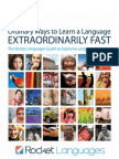 Ordinary Ways To Learn A Language Extraordinarily Fast