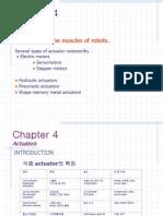 Ch4 Actuators