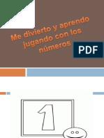 powerpoint - los numeros