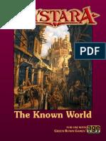 Mystara The Known World