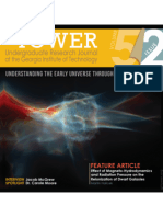 The Tower Undergraduate Research Journal Volume V, Issue II