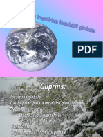 Lupta impotriva incalzirii globale-realizat de Florea Madalina si Caloian Iulia.ppt
