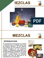 MEZCLAS HETEROGENEAS