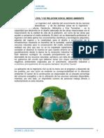 La Ingenieria Civil y Su Relacion Con El Medio Ambiente