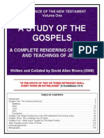 A Study of the Gospels