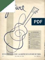 Guitare Classique 1955