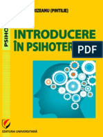 Introducere in Psihoterapie