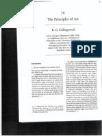 Principles of Art - R. G. Collingwood