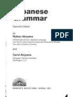 Barron's Japanese Grammar.pdf