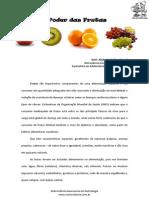O Poder Das Frutas