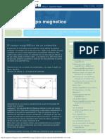 Campo Magnetico_ El campo magnético de un solenoide