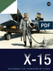 NASA X-15 Extending the Frontiers of Flight 2007
