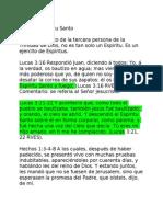 Estudio El Espi_ritu Santo