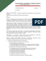 Proposal Teknis ESDM