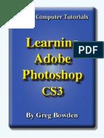 Learning Adobe Photoshop CS3