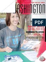 Run Washington Magazine November/December 2013