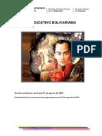 Sistema Bolivarian o